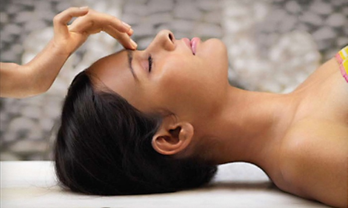 Aveda Academy Denver - LoDo: $35 for a 60-Minute Facial and Café Beverage at Aveda Academy Denver (Up to $74.50 Value)