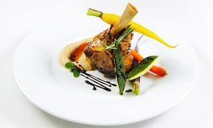 Restaurant 16/9: Menu Découverte accompagné de 2 kirs royaux, pour deux convives à 49,90€ au 16/9 Restaurant