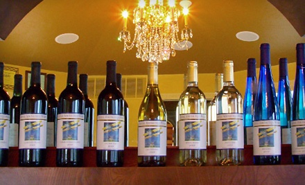 Private Wine Tasting for Two (a $60 value) - Chateau Aeronautique Winery in Jackson