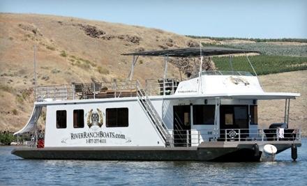 River Ranch Houseboats - River Ranch Houseboats in Burbank