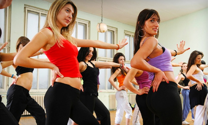 The Bod-e² Shop - Clovis: $20 for Four Zumba Classes at The Bod-e2 Shop in Clovis ($40 Value)