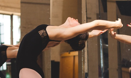 Two 60-Minute Ballet-Inspired Fitness Classes from Ballet Body by Jasmin (44% Off)