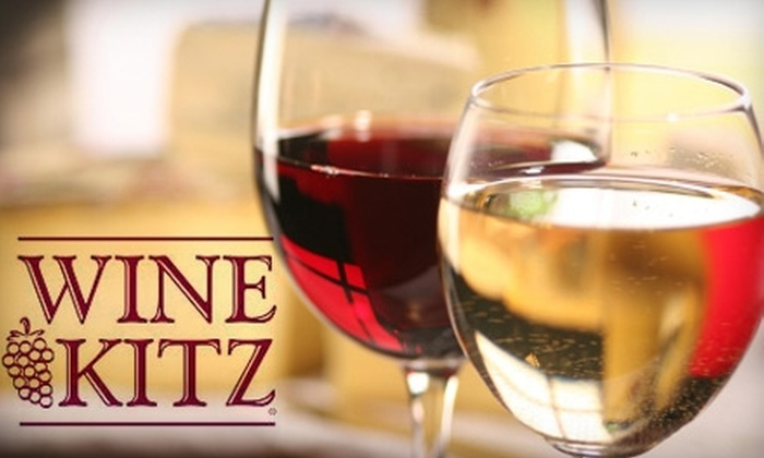 Wine Kitz - Alliance: $42 for One Traditional Kit Package at Wine Kitz ($84.99 Value)