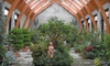 Tower Hill Botanic Garden - Boylston: Tower Hill Botanic Garden Outing for Two or Four with Hot Beverages (Up to 55% Off)
