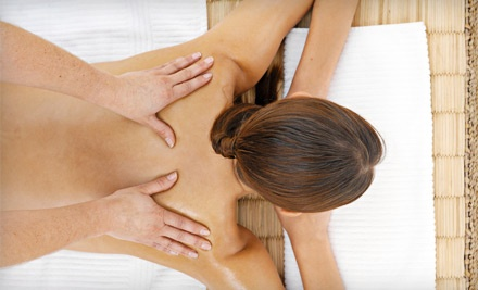 60-Minute Massage (a $70 value) - Custom Massage by Cana in Jacksonville