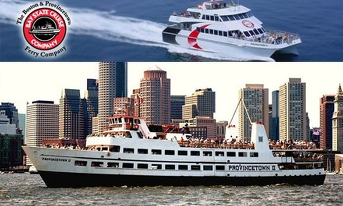 Bay State Cruise Company - South Boston: $8 Ticket to the Summer Sunday Blast Cruise from Bay State Cruise Company ($15 Value). Choose from Three Dates.