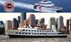 Bay State Cruise Company- DUPE - South Boston: $8 Ticket to the Summer Sunday Blast Cruise from Bay State Cruise Company ($15 Value). Choose from Three Dates.