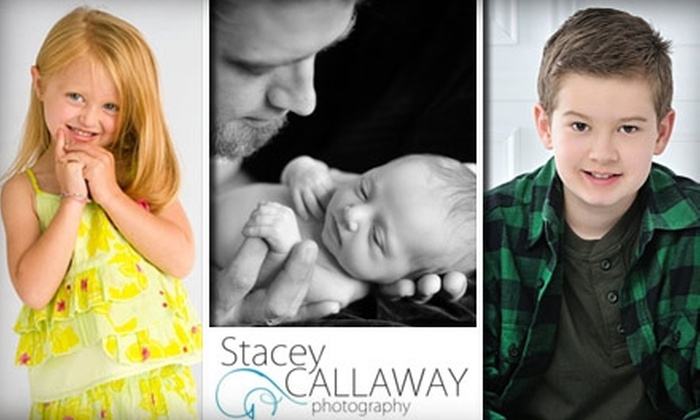 Stacey Callaway Photography - Lower Greenville: $69 for an Hour-Long Photo Session and Prints with Stacey Callaway Photography