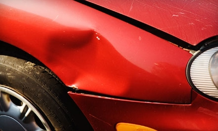 Fixx-A-Dent - Chattanooga: $50 for $100 Worth of Paintless Dent Removal at Fixx-A-Dent