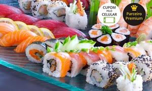 Oyabun Sushi Bar: Oyabun Sushi Bar – Jardim Botânico: buffet livre no almoço ou festival no jantar para 1 pessoa (masculino ou feminino)