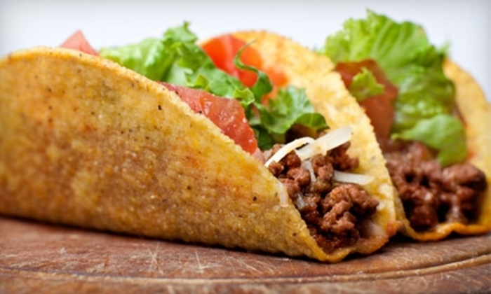 Tampico Kitchen & Lounge - Downtown Santa Cruz: $10 for $20 Worth of Authentic Mexican Cuisine and Drinks at Tampico Kitchen & Lounge Downtown
