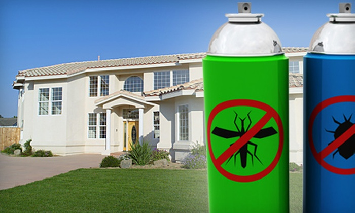 Best Pest Control - Woodlawn Hills: $87 for a Pest-Control Spray Treatment from Best Pest Control ($180 Value)