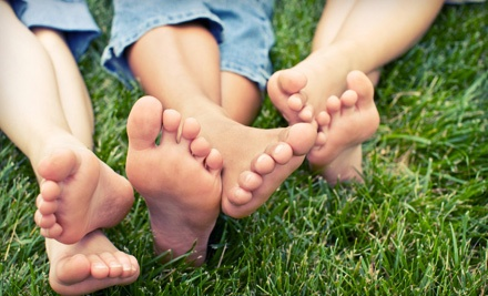 Laser Toenail-Fungus Removal on 1 Foot - Allante Family Medicine in Boise
