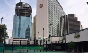 Tenis Sheraton: Desde $169 por 1 o 2 horas de alquiler de cancha de tenis en Tenis Sheraton