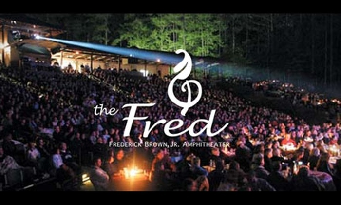 Frederick Brown Jr. Amphitheater - Peachtree City: Reserved-Seating Concert Tickets for the Frederick Brown Jr. Amphitheater in Peachtree City. Choose from Five Shows.