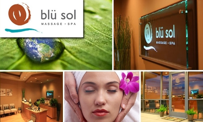 Blu Sol Massage Spa - Maryvale: $29 One-Hour Organic Facial at Blu Sol Massage Spa