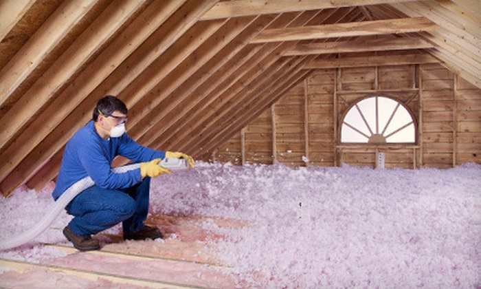 HeatKeepers Inc. - North End: $99 for 300 Square Feet of Attic Insulation from HeatKeepers Inc. ($390 Value)