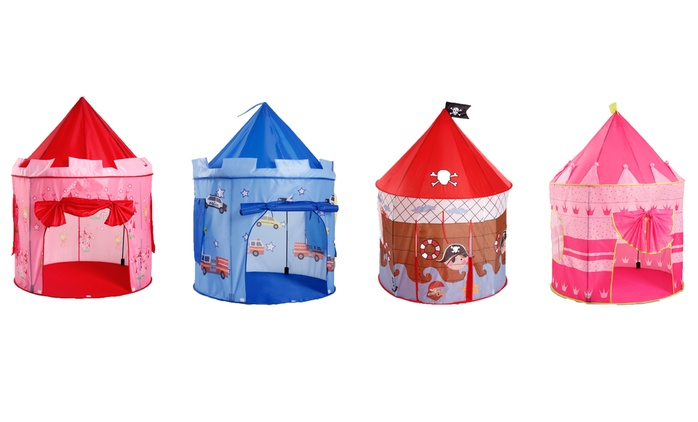 Tende da gioco per bambini disponibili in 4 modelli a 19,98 € (50% di sconto)