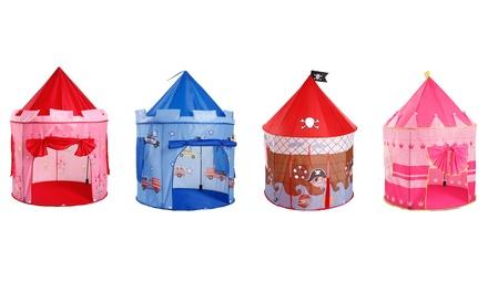 Tienda de campaña de juguete para niños disponible en varios modelos por 19,99 € (50% de descuento)