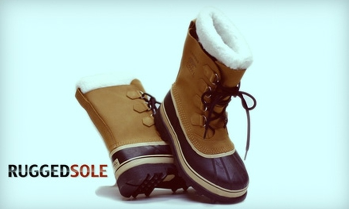 Wealthy Hostage - Multiple Locations: $25 for $60 Worth of Apparel, Shoes, and Accessories at Rugged Sole and wealthy ho$tage