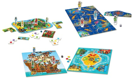 Orchard Toys Children Board Games