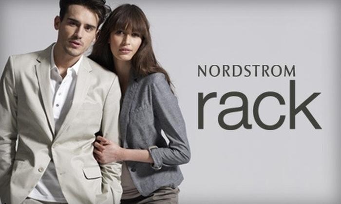 Nordstrom Rack - Salem OR: $25 for $50 Worth of Shoes, Apparel, and More at Nordstrom Rack
