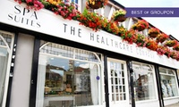 90 Min Luxury Pamper Package or One or Two at The Health Care Company,  Woodford