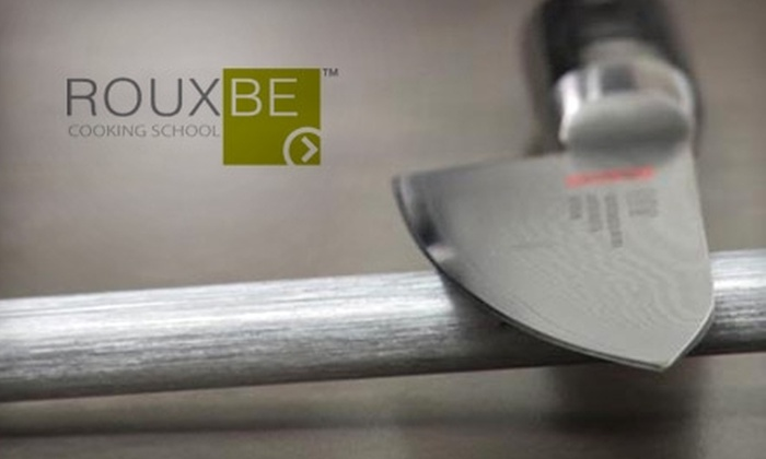 Rouxbe Cooking School: Online Cooking Classes from Rouxbe Cooking School. Choose Between Two Options.