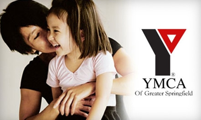 YMCA of Greater Springfield - Metro Center: $20 for One-Month Single Membership (Up to $110 Value), or $30 for One-Month Family Membership (Up to $134 Value) at YMCA of Greater Springfield
