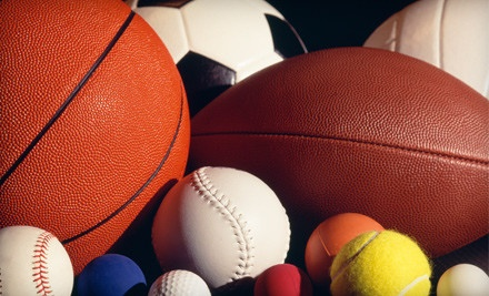 $25 Groupon to Play It Again Sports - Play It Again Sports in Fredericksburg
