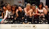 Sassy City Chicks Fashion Bash - Mid-City West: $10 for One Tote Ticket to the Sassy City Chicks Fashion Bash and Designer Sample Sale ($25 Value)