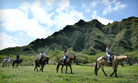 All-Access Pass Valid Saturday, Dec 10 (Up to a $138 value) - Kualoa Ranch in Kaneohe