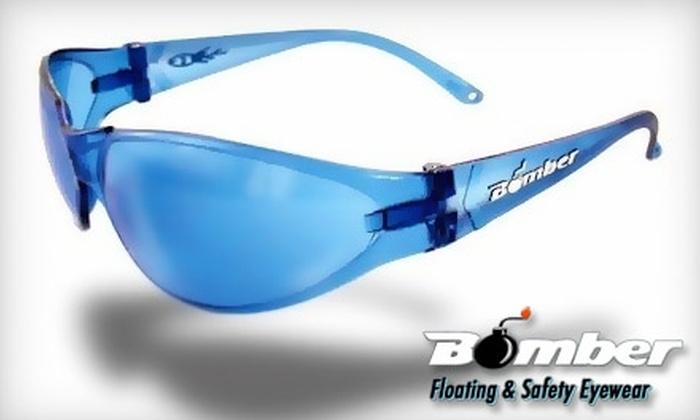 Bomber Eyewear: $25 for $60 Worth of Merchandise from Bomber Eyewear