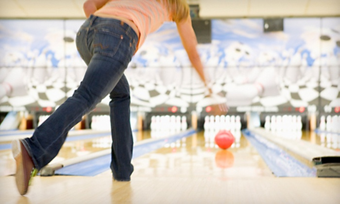 Putnam Lanes - Multiple Locations: Bowling for Two at Anastasia Bowling Lanes or Putnam Lanes