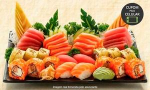 Ippon Sushi – Vila Buarque: Ippon Sushi – Higienopólis: rodízio japonês para 1 ou 2 pessoas