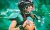 Lingerie Bowl IX - Paradise: Football Outing for One or Four to Lingerie Bowl IX at Orleans Arena on February 5 at 1 p.m. (Up to 67% Off)