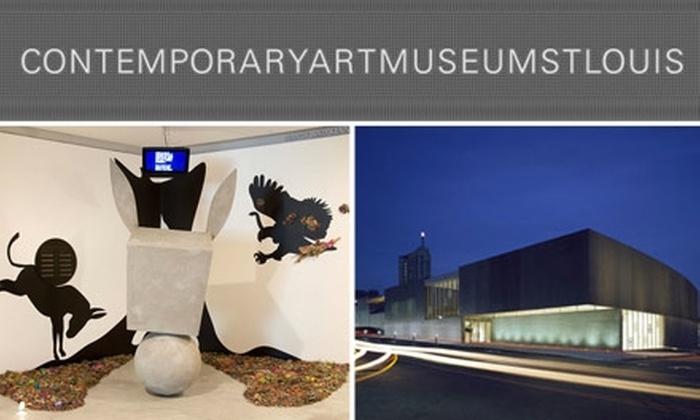 Contemporary Art Museum - Grand Center: $20 for Individual Annual Membership to Contemporary Art Museum ($45 Value)