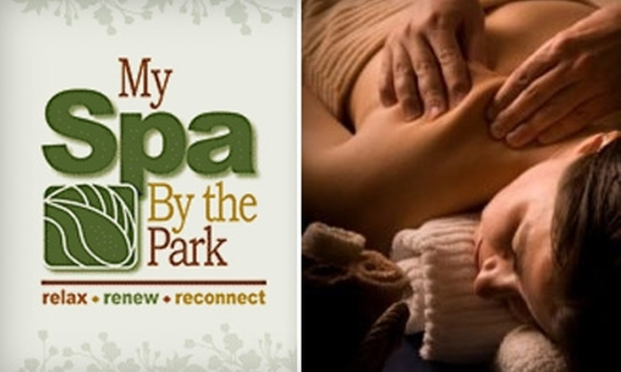 My Spa by the Park - Lakeview: $25 for $50 Worth of Spa Services from My Spa by the Park
