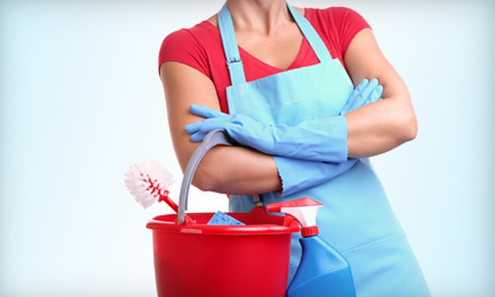 Green Maids - St. Petersburg: One, Three, Five, or Nine Two-Hour Housecleaning Sessions from Green Maids (Up to 60% Off)