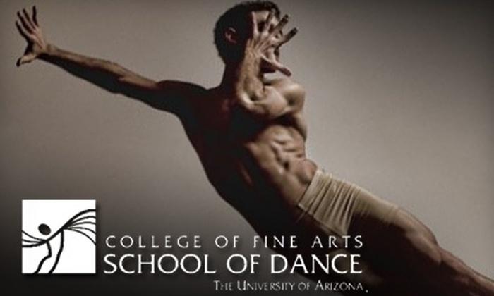 University of Arizona Dance - Ward 6: $10 for a Ticket to a University of Arizona Dance Concert