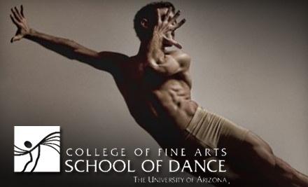 University of Arizona Dance: