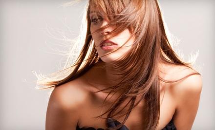 Haircut and Blow-Dry & Deep-Conditioning Treatment (an $80 value) - MiLenka Organic Hair Studio in Stuart