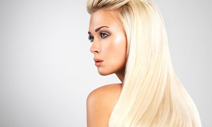Sarah at Gossip Hair Studio - Commerce: $270 for $300 Worth of Services — Sarah at Gossip Hair Studio