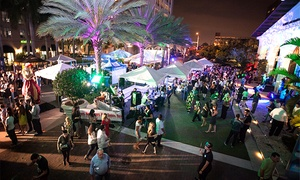 Miami New Times 8th Annual Artopia: $30 for General Admission for Two to Artopia ($50 Value)