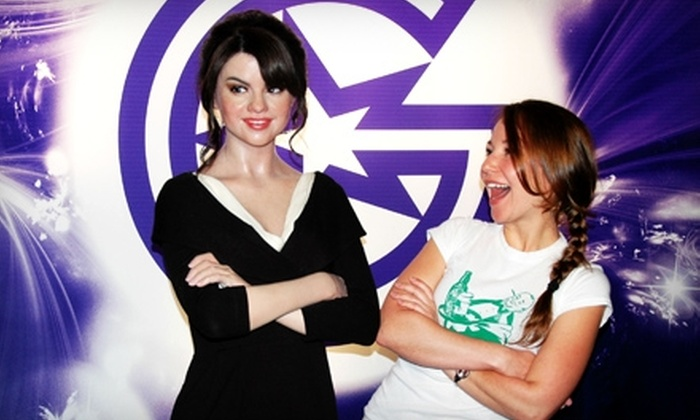 Madame Tussauds - Hollywood: $10 for General-Admission Ticket & Wax Hand at Madame Tussauds Hollywood (Up to $37 Value)