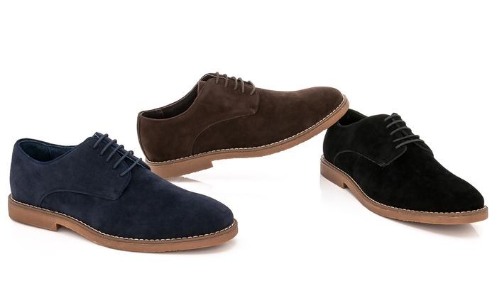 Adolfo Men S Lace Up Oxford Shoes