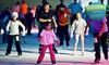 Ice Den & 18 degrees - North Scottsdale: Weekend Ice-Skating Outing for Two or Four at Ice Den in Scottsdale (Up to 53% Off)