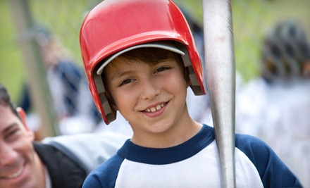 1 Hour of Batting Cage Practice (a $45 value) - Baseball Plus in Freeport