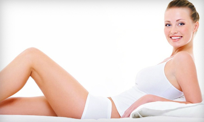 Lecada Medical Artistry - Grey Gables/Bon Air: $89 for One Full Sclerotherapy Spider-Vein Treatment at Lecada Medical Artistry ($499 Value)
