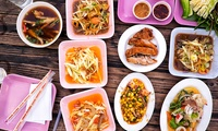 Two-Course Thai Meal with Rice for Two or Four at The Rose Inn (Up to 45% Off)